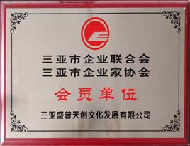三亚市企业家协会——会员单位